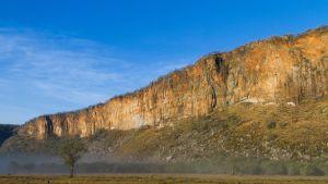 Arkistokuva. Hell's Gate -kansallispuisto Keniassa.