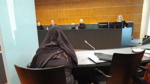 Laihian heinäkuussa 2018 tapahtuneeksi epäillyn henkirikoksen käsittely alkoi Pohjanmaan käräjäoikeudessa 2.9.2019
