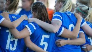 Suomen naisten alle 20-vuotiaiden jalkapallomaajoukkue