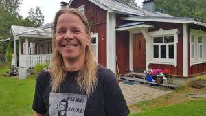 Rami Aalto opiskelee lähihoitajaksi Etelä-Karjalassa.
