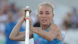 Irina Ivanova saa jälleen osallistua kansainvälisiin kilpailuihin.