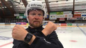 Savonlinnalainen päätuomari Jarno Heikkinen