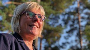 Hartolan kunnanjohtaja Merja Olenius