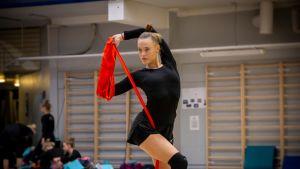 Rebecca Gergalo, rytminen voimistelu