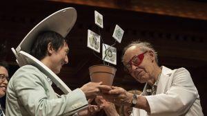 Ig Nobelien jakaminen ei ole haudanvakava tilaisuus.