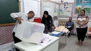 Tunisia, presidentinvaalit