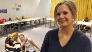 lehtori Mirva Löfman