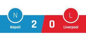 Napoli - Liverpool 2-0