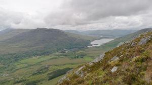 Maisema Länsi-Irlannista