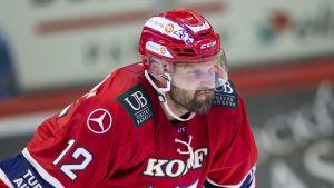 Markus Kankaanperä kuvassa