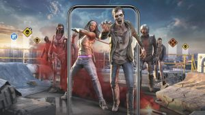 Walking Dead: Our World, zombi