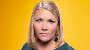 Kirjeenvaihtaja Liselott Lindström