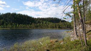 Hevosaitajärvi, Inari Anár