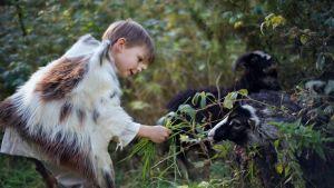 Poika ja lammas