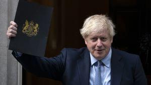 Pääministeri Boris Johnson