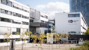 Deutsche Welle -yhtiön pääkonttori sijaitsee Bonnissa.