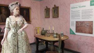Satakunnan museo Porilaine-näyttely Helena Tocklin