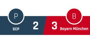 Paderborn - Bayern München 2-3