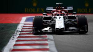 Kimi Räikkönen, Sotshi 2019