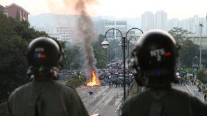 Hongkongin mielenosoitukset