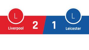 Liverpool - Leicester 2-1