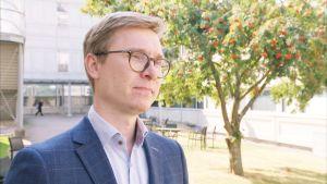 Nordean yksityistalouden ekonomisti Olli Kärkkäinen