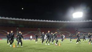 Etelä-Korean jalkapallojoukkue