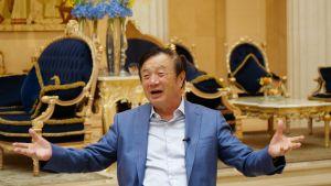 Ren Zhengfei on kiinalainen yrittäjä. Hän on Huawein perustaja sekä toimitusjohtaja.