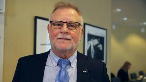 Rovaniemen kaupunginjohtaja Esko Lotvonen