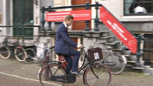 Geoffroy Vander Linden muutti Lontoosta Amsterdamiin, kun työnantaja perusti toimiston Alankomaihin