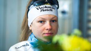 Eveliina Piippo on Suomen naishiihdon kirkkaimpia lupauksia.