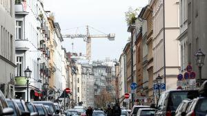 Lininenstrasse Berliinissä