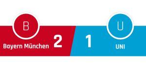 Bayern München - Union Berlin 2-1