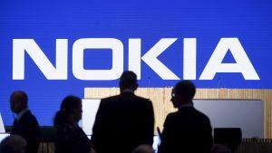 Nokian yhtiökokous Helsingissä toukokussa.