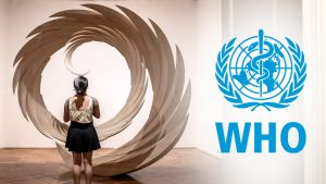 WHO tutkimus. Taitelija  Santiago Calatrava