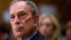 Arkistokuva. Michael Bloomberg kuvattuna Washingtonissa toukokuussa 2010.