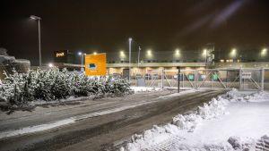 Kuopion Postin logistiikkakeskus