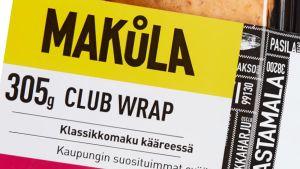 Makula 305g Club Wrap -tuote