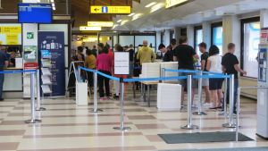 Lentokenttä, Kemi-Tornion lentoasema