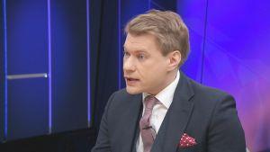 Tutkija Timo Miettinen Eurooppa-tutkimuksen keskuksesta.