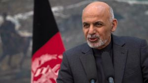 Ashraf Ghani Afganistan