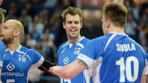 Matti Oivanen, vuonna 2015 Suomi vs Hollanti