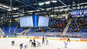 Roki Rovaniemen kiekko jääkiekko Rovaniemi Mestis kausi 2018-2019 Lappi Areena