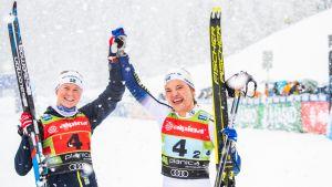 Maja Dahlqvist, Linn Svahn