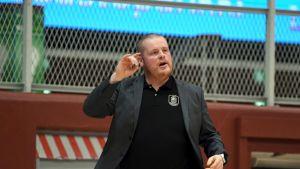 Petri Velling Lahti Basketball