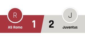 Roma - Juventus 1-2