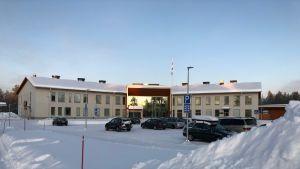Sodankylä hyvinvointikeskus Sopukka.