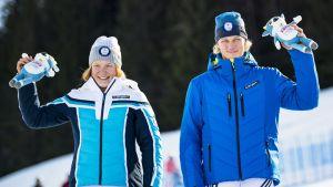 Jaakko Tapanainen ja Rosa Pohjolainen