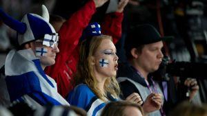 Suomen fanit jääkiekon MM