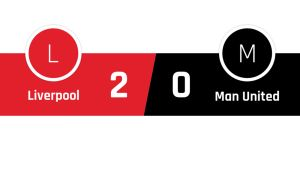 Liverpool - Manchester United 2-0